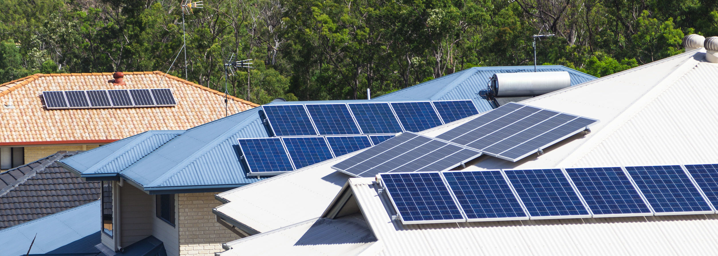 Australia is the world leader in residential rooftop solar